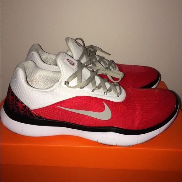3fea03e0b78e Nike Ohio state free trainer